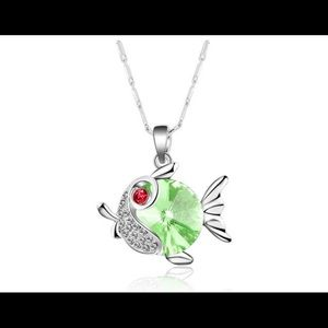 Jewelry - 2/$20 🐠 Vintage Style Koi Fish Necklace